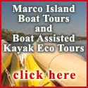 Marco Island Boat Tours and Boat Assisted Kayak Eco Tours