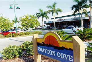 Crayton Cove Shops in Naples Florida